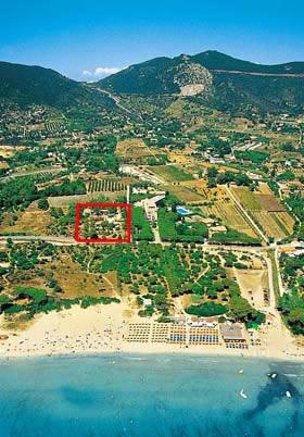 Isola d 39 elba appartamenti e bungalows lacona for Bungalow con cantina sciopero
