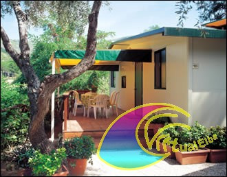 <b>Camping Scaglieri Bungalows