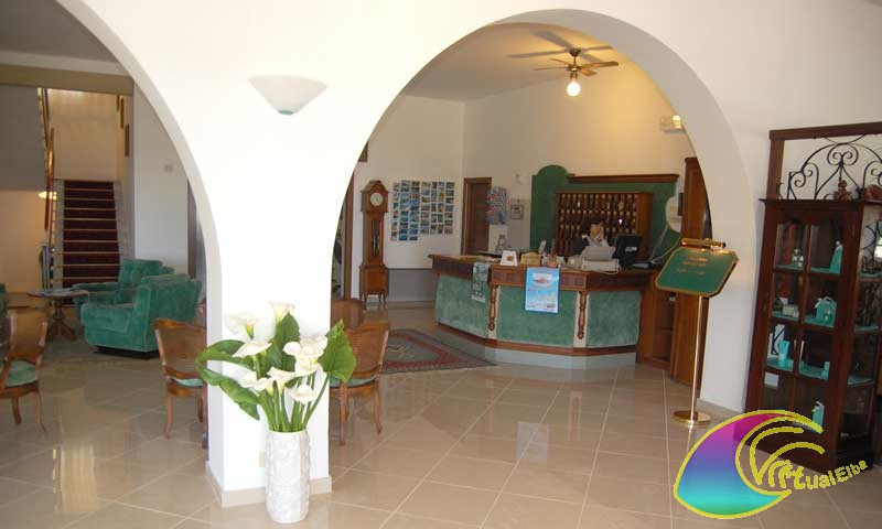 <b>Hotel Acquamarina Reception
