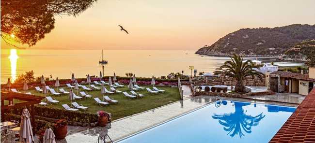 Isola d 39 elba hotel biodola for Soggiorno isola d elba