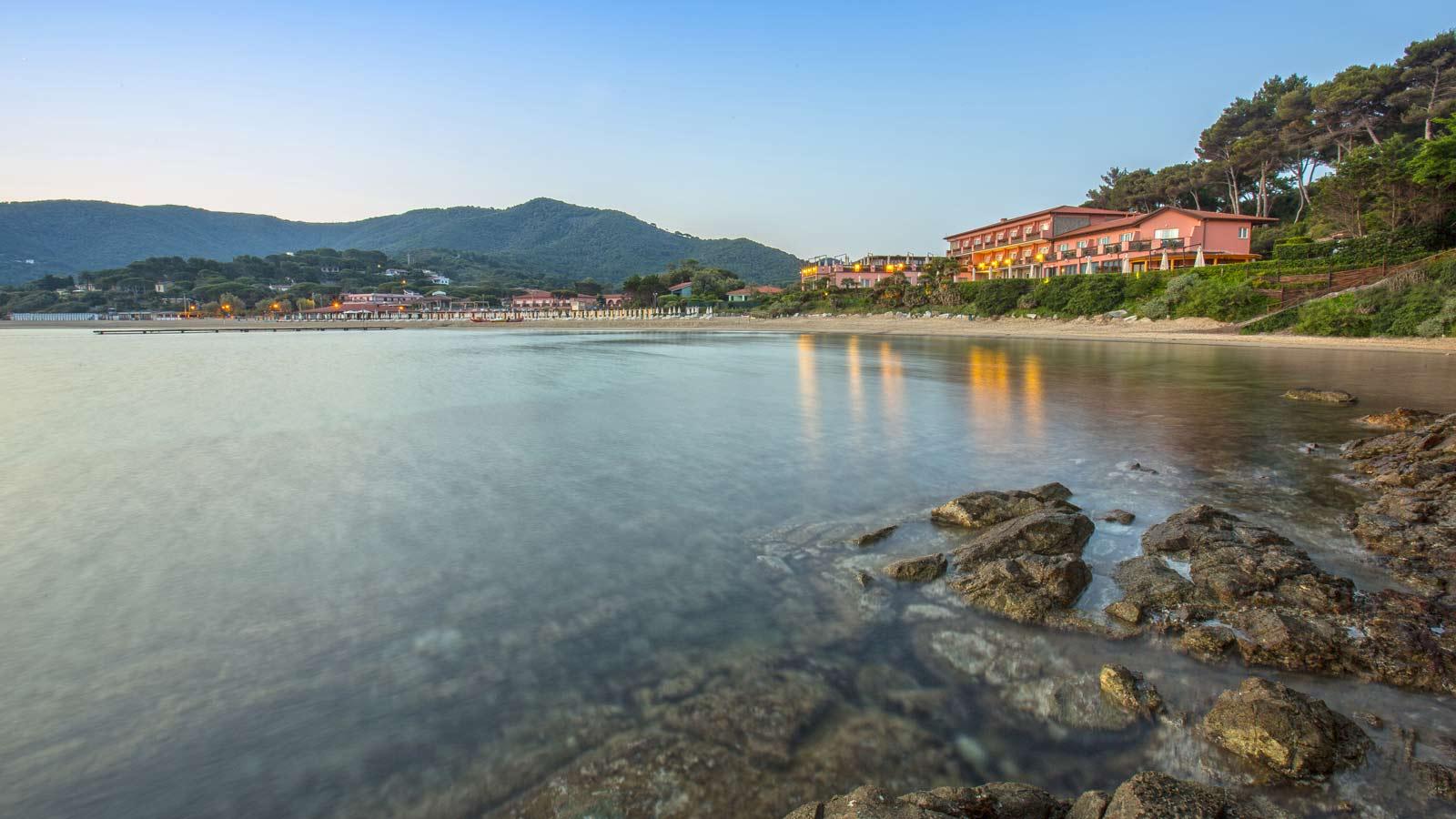 Hotel del golfo isola d 39 elba for Soggiorno isola d elba
