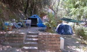 Campingplatz Insel Elba park