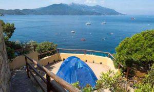 Campingplatz Insel Elba Enfola