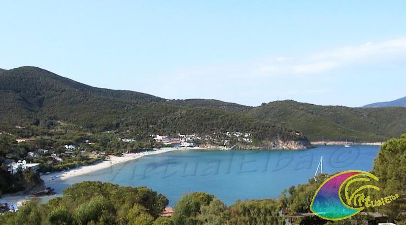 Spiaggia della biodola isola d 39 elba 600 m sabbia for Soggiorno isola d elba