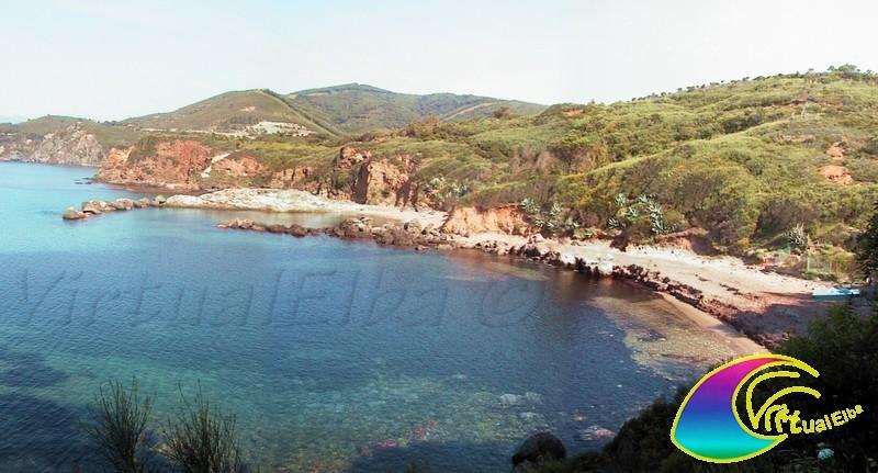 Spiaggia del felciaio isola d 39 elba 100 m sabbia e ghiaia for Soggiorno isola d elba