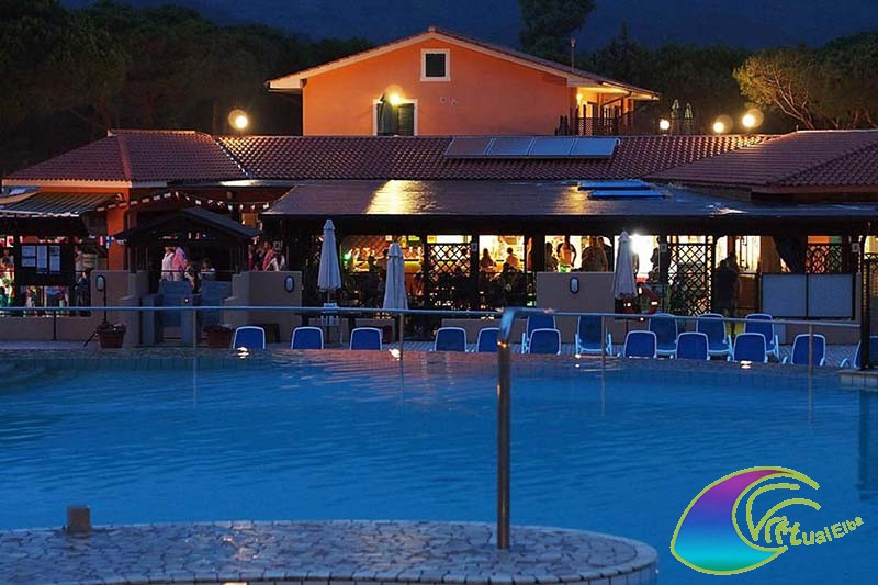 Madonna Degli Ulivi Piscina.Camping Ville Degli Ulivi Is The Ideal Location To Enjoy The