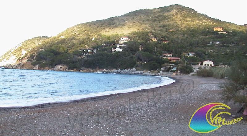Spiaggia di nisporto rio elba isola d 39 elba 180m ghiaia for Soggiorno isola d elba