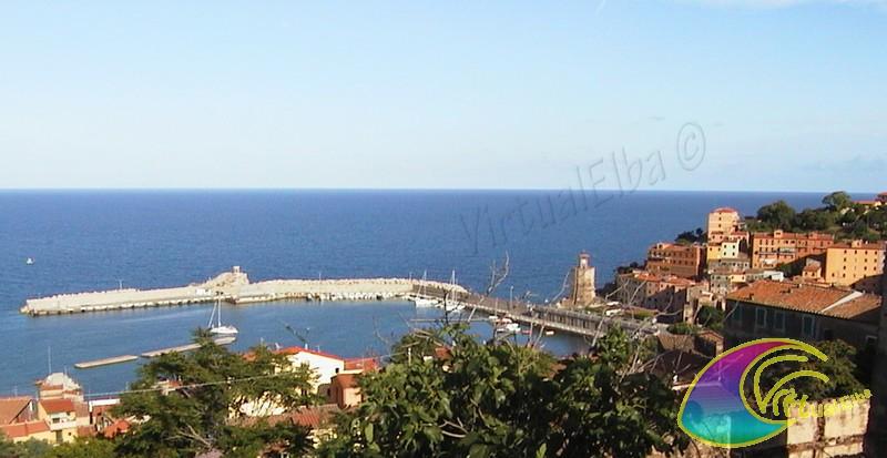 Spiaggia torre di rio marina isola d 39 elba 100 m ghiaia for Soggiorno isola d elba