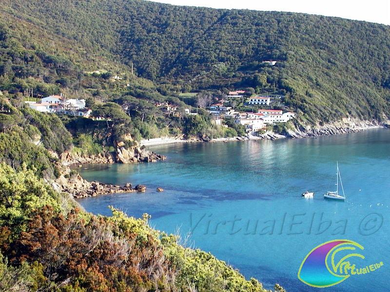 Spiaggia del viticcio isola d 39 elba 150m ghiaia for Soggiorno isola d elba