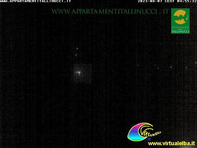 Elba Webcam  Lacona Ferienwohnungen Tallinucci