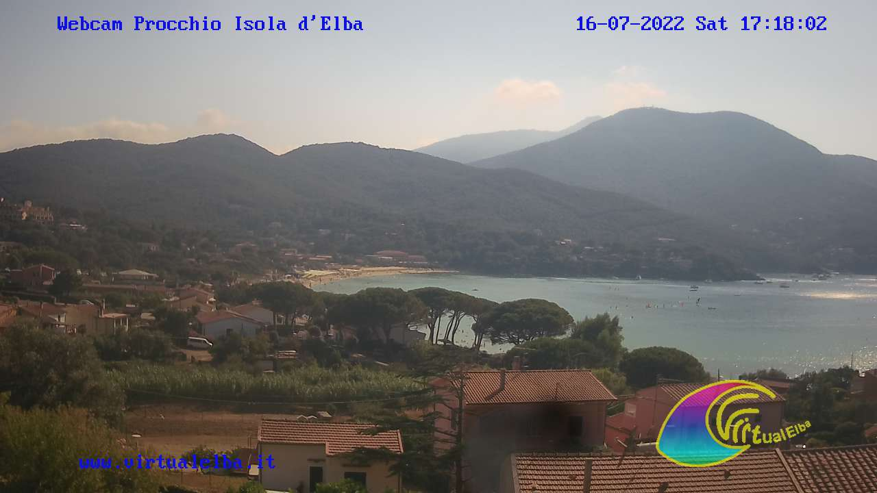 WebCam Procchio Elba