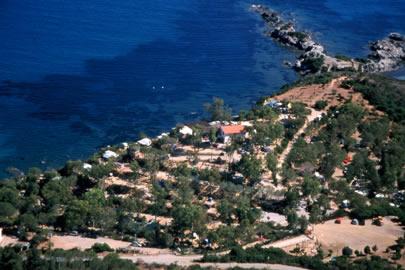 Area Camping Laconella