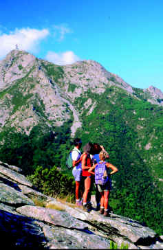 Trekking Elba
