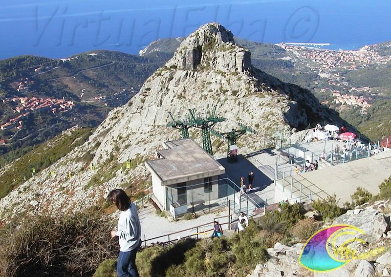 Cabinovia Monte Capanne