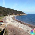 Spiaggia di Fornacelle o Telegrafo - Cavo