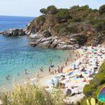 La Spiaggetta di Cavoli Isola d'Elba