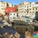 Il Cotone antico porto di Marciana Marina