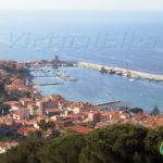Il Porto turistico di Marciana Marina