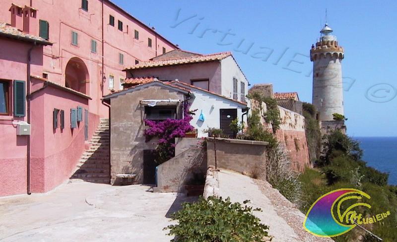 Faro Forte Stella Portoferraio