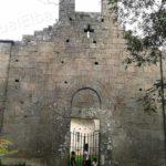 Accesso principale della Pieve di San Giovanni in Campo