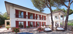 Bed Breakfast Villa Capitorsola