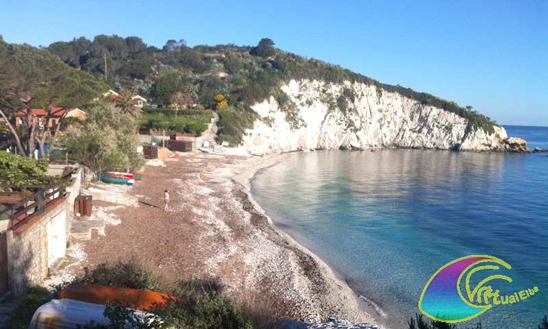 Spiaggia della Padulella Portoferraio