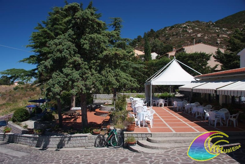 Terrazza Hotel Belmare Patresi