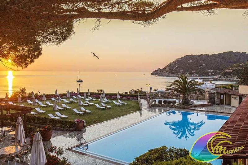 Piscina Hotel Biodola