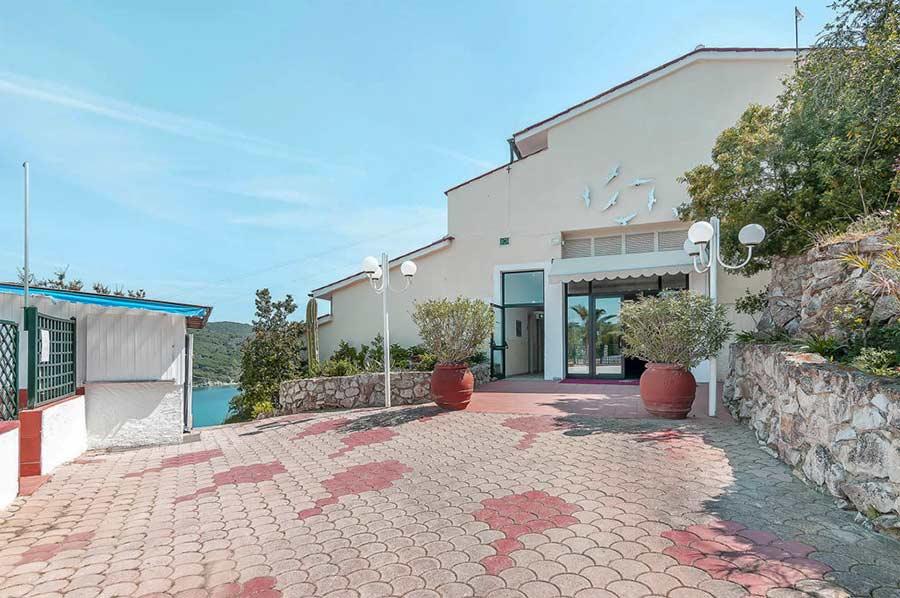 Reception Hotel Capo di Stella