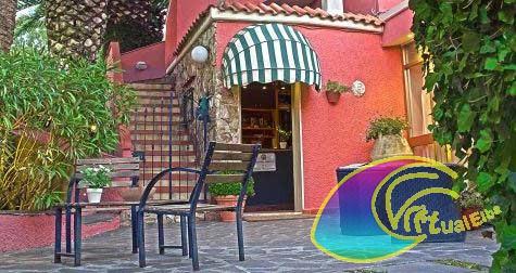 Reception Hotel Casanova a Lido di Capoliveri