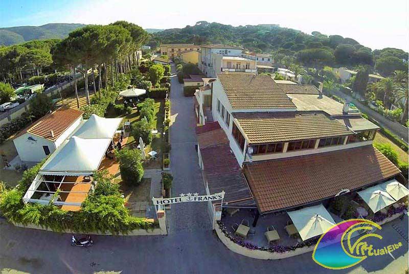 Hotel Frank 's Naregno