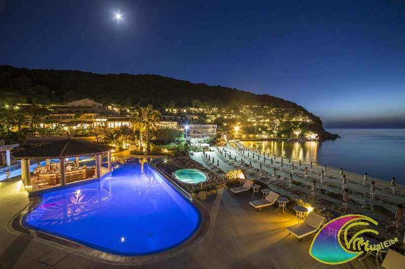 Foto serale Hotel Hermitage