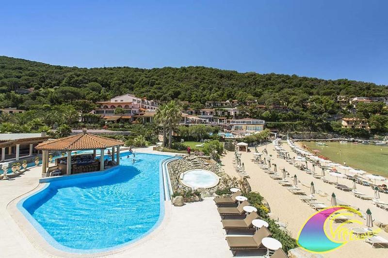Hotel Hermitage Isola Elba