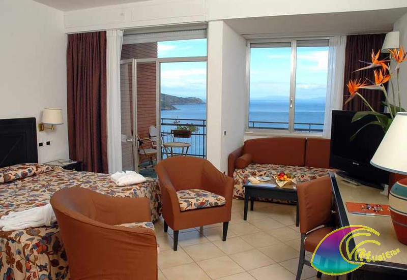 Camera Junior Suite Hotel Elba International
