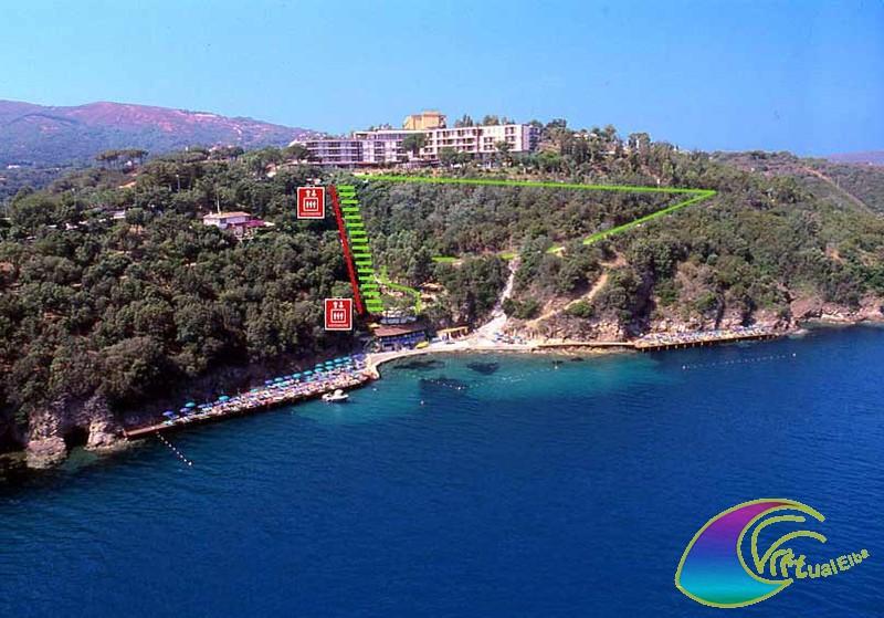 Spiaggia Hotel Elba International