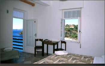 Camera Hotel La Scogliera