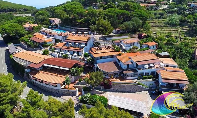 Hotel Paradiso - Viticcio - Portoferraio