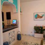 Reception Hotel Punto Verde Marina di Campo
