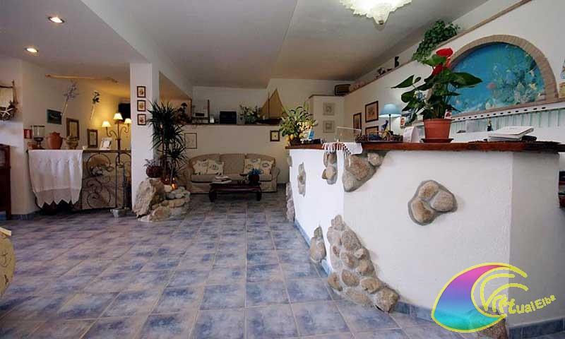 Reception Hotel Sant Andrea