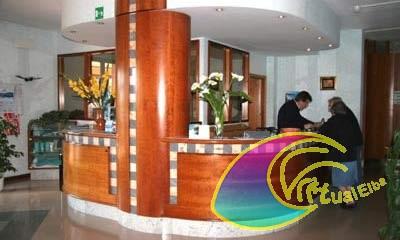 Reception Hotel Villa Padulella