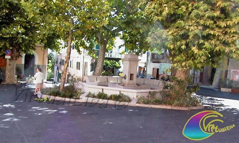 Piazza alla Fonte - San Piero