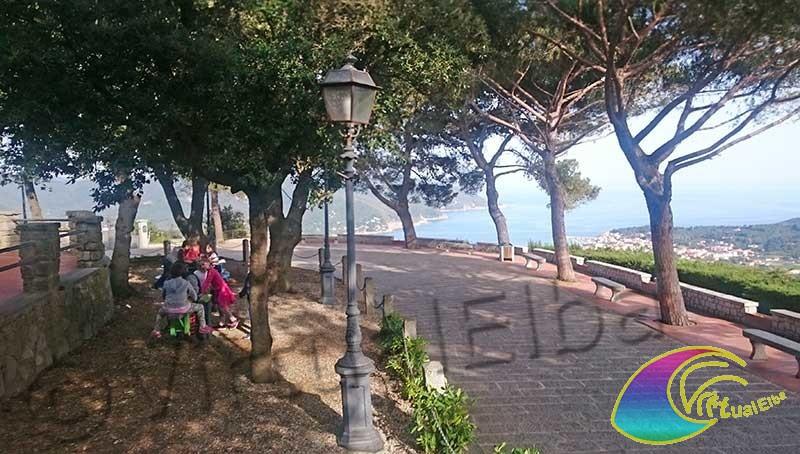Piazza Belvedere alias Facciatoja - San Piero