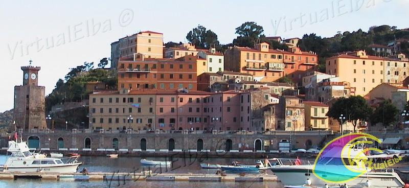 Rio Marina e la Torre