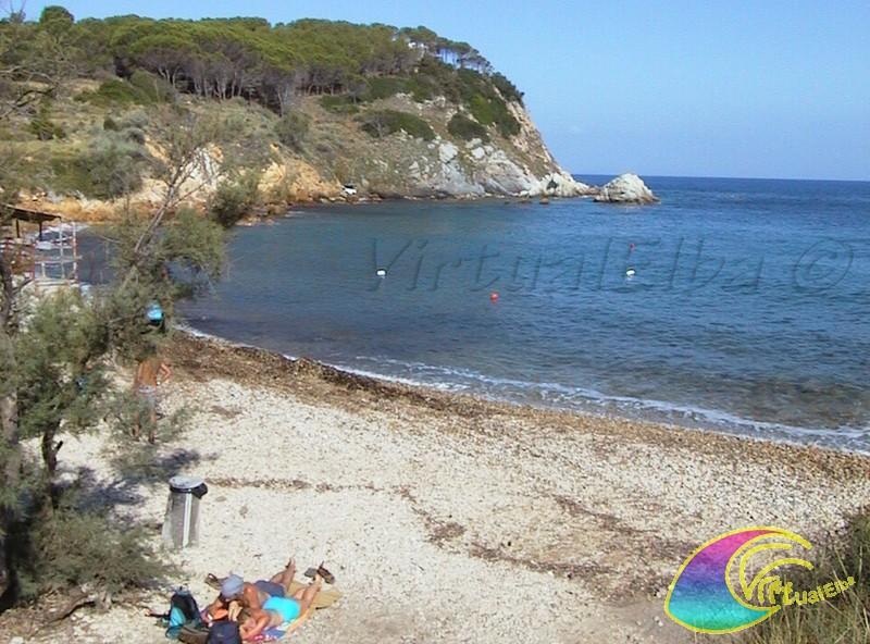 Spiaggia Acquaviva Portoferraio