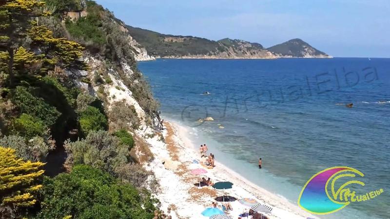 Spiaggia di Capo Bianco Portoferraio