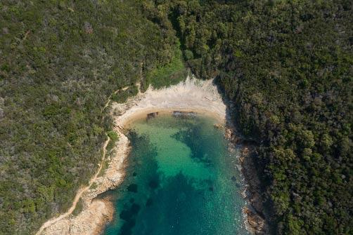 Spiaggia della Lamaia Biodola