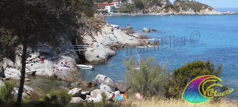 Spiaggia di Cotoncelo Sant Andrea