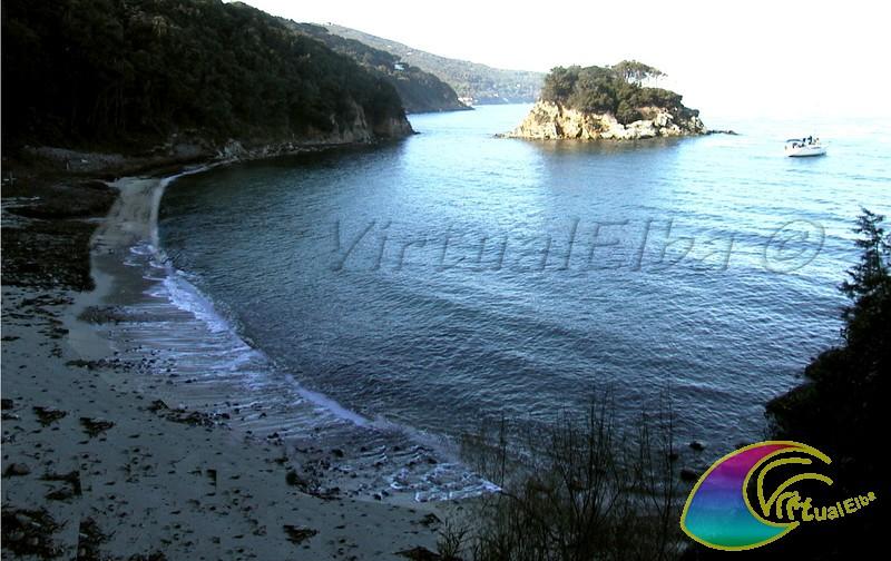 Spiaggia della Paolina Procchio