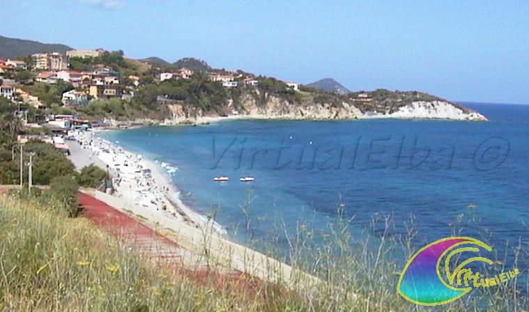 Spiaggia Le Ghiaie Portoferraio