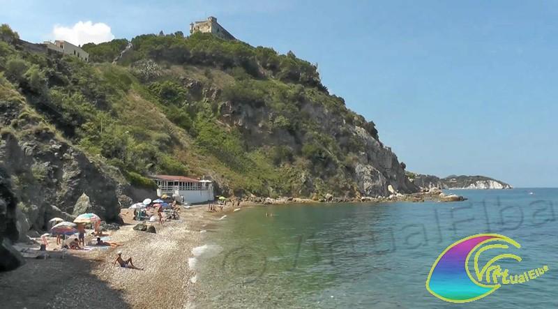 Spiaggia delle Viste Portoferraio